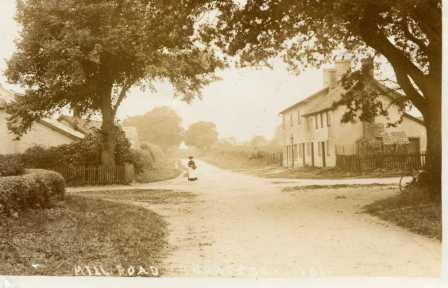 Mill Road Crossroads 1905